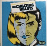 "45Rpm EP  ✦THE CHEATIN' HEARTS ✦ ""Alright"" Primitive Trash Rock'n'Roll - Hear♫"